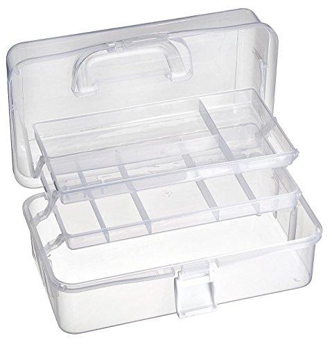 Kunststoff-Box Sortimentskoffer VBS mit Griff