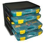 TAYG Multibox 1 inkl. 4 Sortimentkoffern Nr. 22 335 x 250 x 275 mm, 1 Stück, 301001